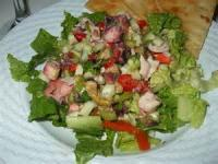 Salads And Dressings - Pulpo Salad (octopus)