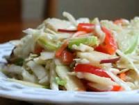 Salads And Dressings - Slaw -  Country Apple Coleslaw