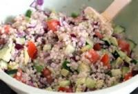 Salads And Dressings - Cold Couscous Salad