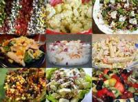 Salads And Dressings - Gelatin -  Pineapple-cheese Salad