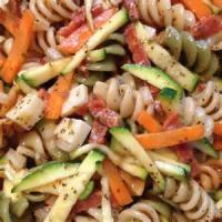 Salads And Dressings - Mediterranean Pasta Salad