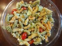 Salads And Dressings - Pasta -  Pasta Salad By Kayce