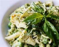 Salads And Dressings - Pasta -  Penne Pesto Salad