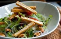 Salads And Dressings - Rice -  Crunchy Rice Salad
