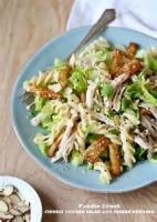 Salads And Dressings - Oriental Chicken-pasta Salad