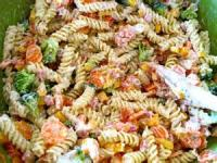 Salads And Dressings - Pasta -  Cold Noodle Salad