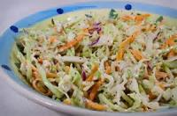 Salads And Dressings - Slaw -  Picnic Coleslaw