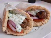 Sandwiches - Greek Gyros