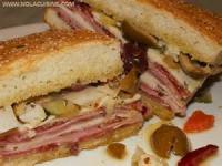 Sandwiches - Muffuletta New Orleans