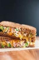 Sandwiches - Supreme Grilled Cheese