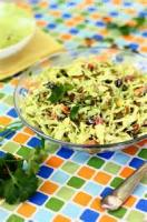 Salads And Dressings - Slaw -  Zesty Coleslaw