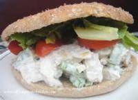 Sandwiches - Chicken -  Chicken Salad Sandwich