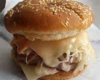 Sandwiches - Combination -  Reuben Burgers
