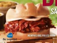 Sandwiches - Memphis Pork Bbq