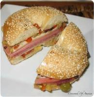 Sandwiches - Muffuletta