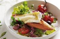 Salads And Dressings - Tomato -  Warm Cherry Tomato Salad