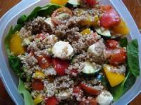 Salads And Dressings - Another Season's Tomato Salad