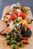Salads And Dressings - Vegetable -  Mediterranean Salad