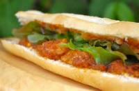 Sandwiches - Bangkok Chicken Sandwich