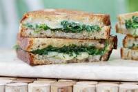 Sandwiches - Cheese -  Garlic Cheese
