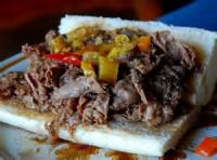 Sandwiches - Beef -  The Windy City Italian Beef Sandwiches