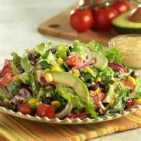 Salads And Dressings - Roasted Corn Salad