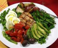 Salads And Dressings - Tuna -  Salad Nicoise