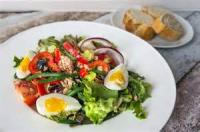 Salads And Dressings - Tuna -  Salad Nicoise For One
