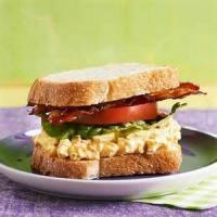 Sandwiches - Blt Salad Sandwiches
