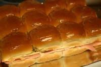 Sandwiches - Ham -  Ham Delights