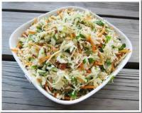 Salads And Dressings - Slaw -  Hot And Sour Cabbage Slaw