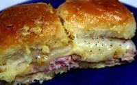 Sandwiches - Ham Rolls