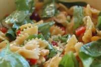 Salads And Dressings - Teriyaki Spinach Salad