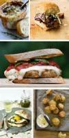 Sandwiches - Crab Burgers