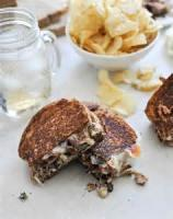 Sandwiches - Vegaterian -  2 Bean Burger