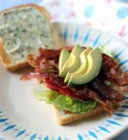 Sandwiches - Basil Mayonnaise