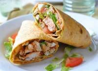 Sandwiches - Buffalo Chicken Wraps