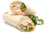 Sandwiches - Chicken Vegetable Tortilla Wrap