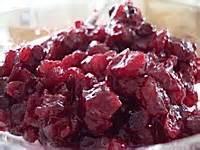 Sauces - Cranberry-blueberry Sauce