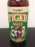 Sauces - Hot -  Tiger Sauce