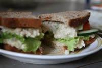 Sandwiches - Tuna -  Tex-mex Tuna Salad