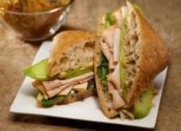 Sandwiches - Turkey -  Turkey Burgers Italiano