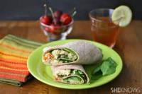 Sandwiches - Wraps -  Tuna Salad Wraps