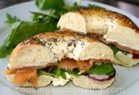 Sandwiches - Seafood -  Smoked Salmon Special