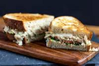 Sandwiches - Tuna -  Tuna Cheese Melt