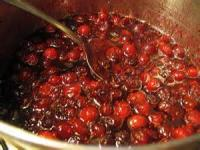 Sauces - Fruit -  Cranberry Sauce With Port