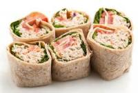 Sandwiches - Fresh Tuna Wraps