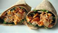 Sandwiches - Go Buffalo Chicken Wraps