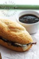 Sauces - French Dip Sandwich Sauce