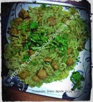 Sauces - Pesto -  Coriander Pesto
